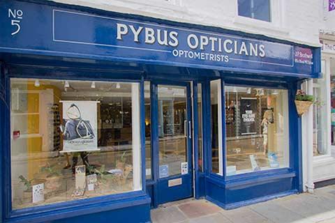 Pybus Logo