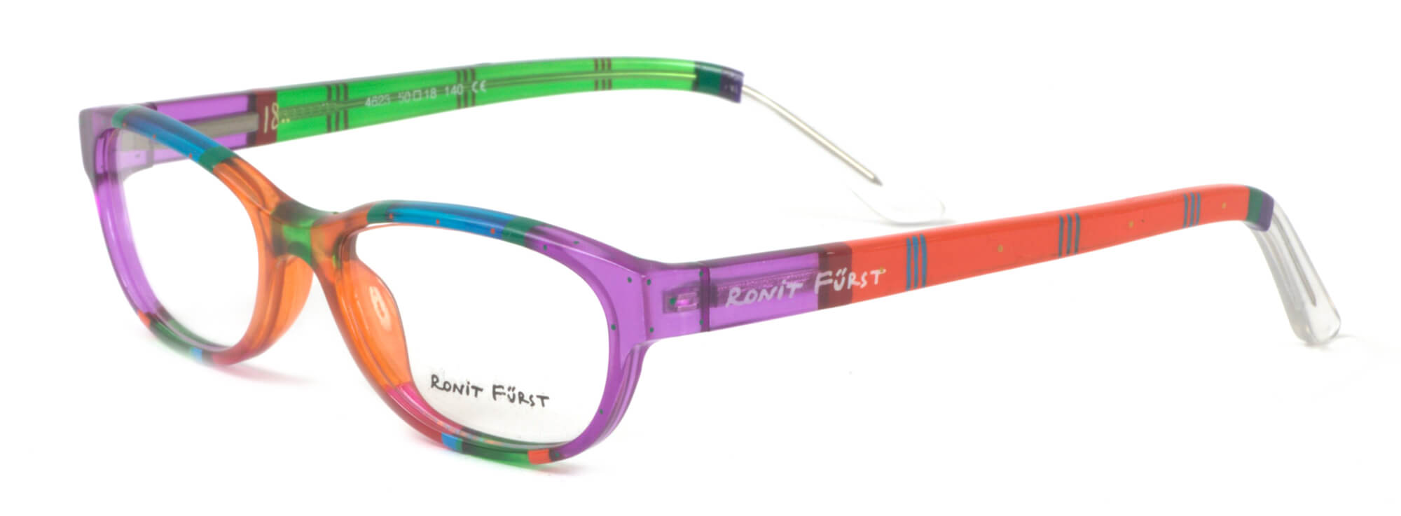 4c24d883eb4 Ronit Furst frames are all individually hand-painted creating quirky  individual styles that capture the wearer s personality.