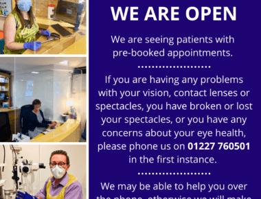 Canterbury Opticians Independent
